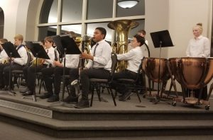 New Date: Middle School Concert (Band, Choir, Orchestra)