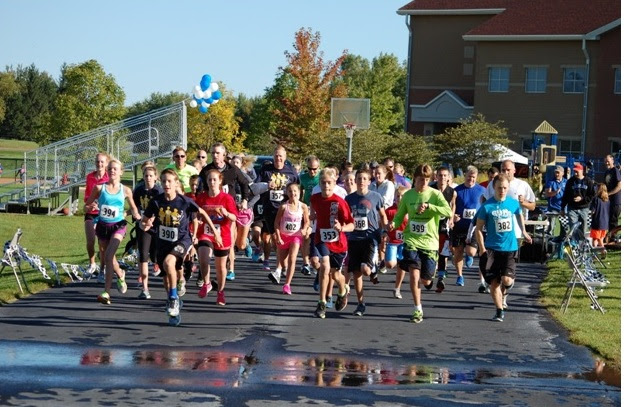 Fall Festival Kids Fun Run