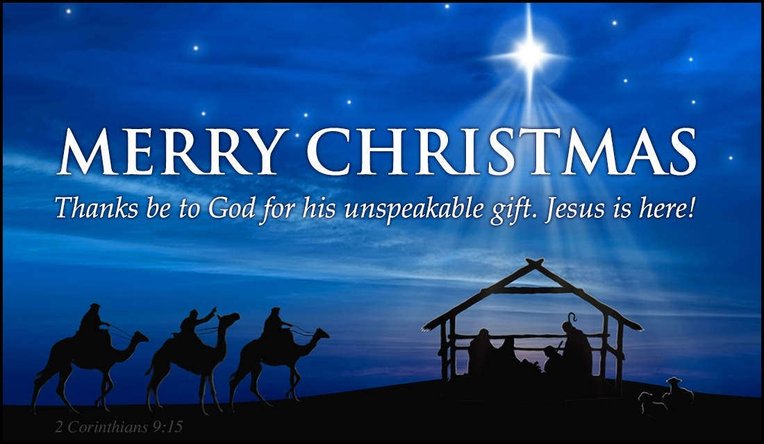 Image result for christian merry christmas