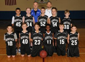 Middle School Basketball Camp Grade 6-8